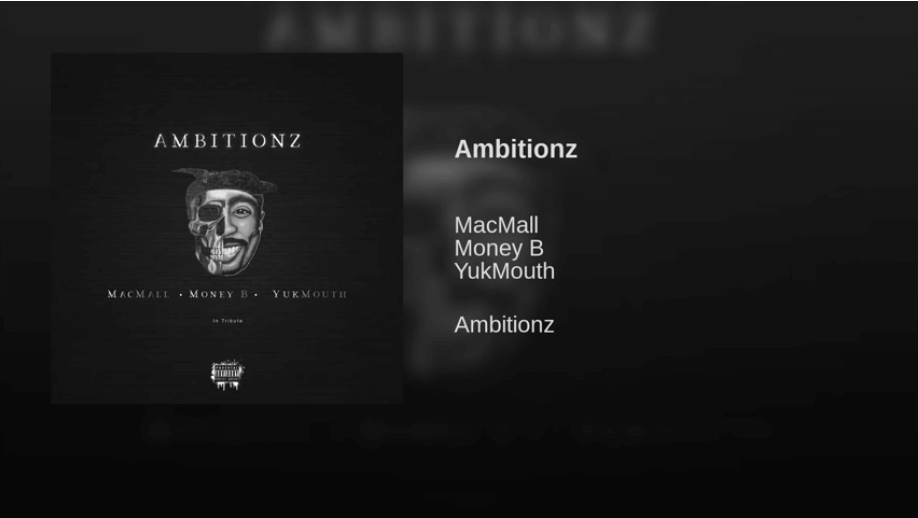 Ambitionz Video